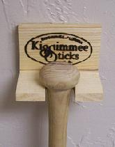 Bat Holder with Kissimmee Sticks Brand